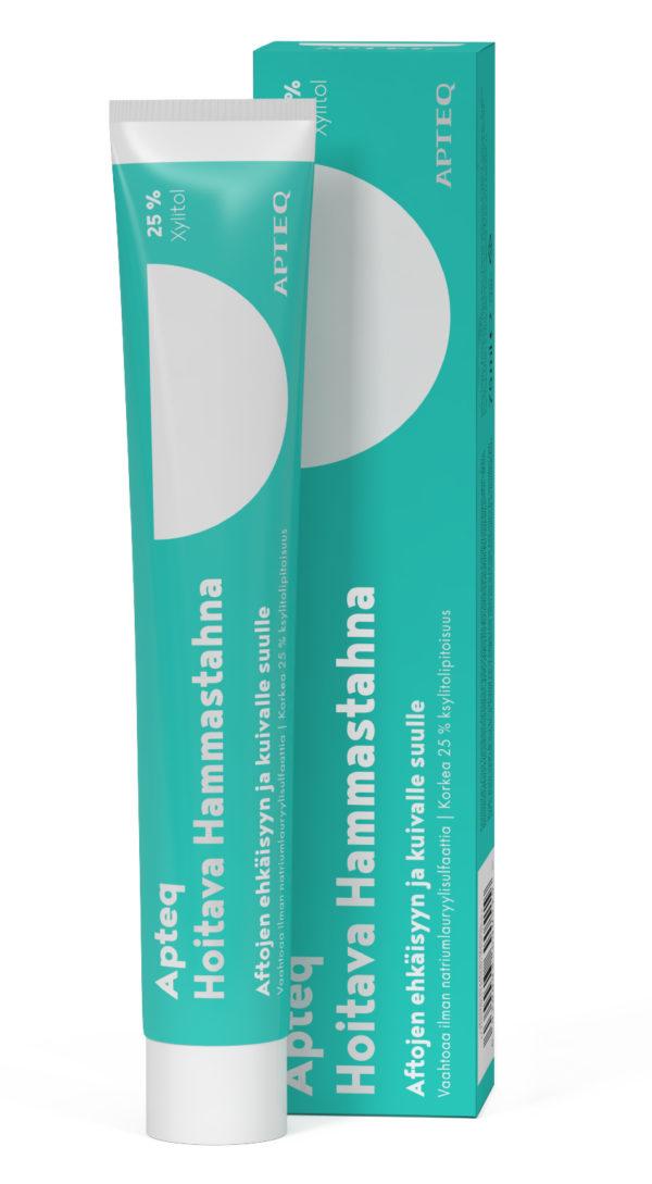 Apteq hambapasta ksülitooli ja fluoriididega