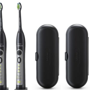 HX6972 Philips Sonicare FlexCare Suprise Black