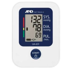 AND Digitaalne vererõhuaparaat UA-651SL